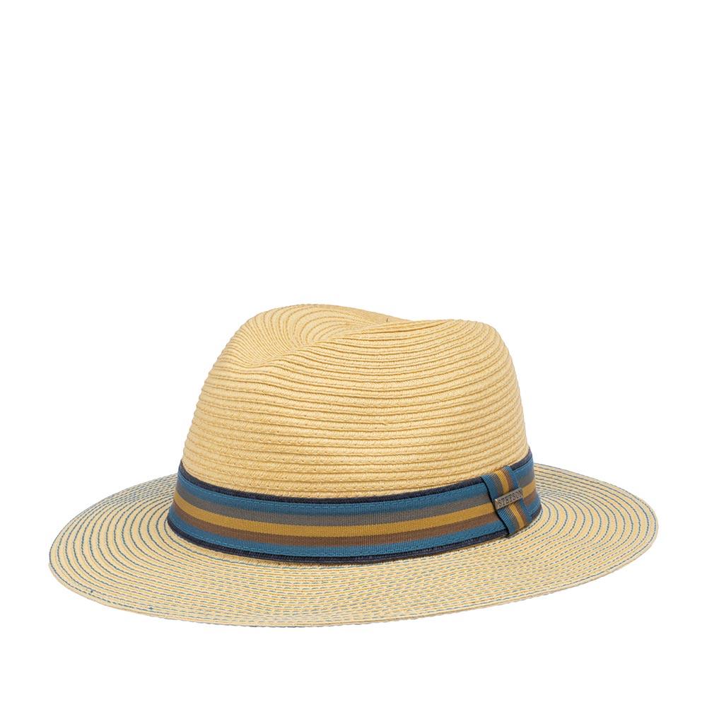 Шляпа федора STETSON 2478501 TRAVELLER TOYO фото