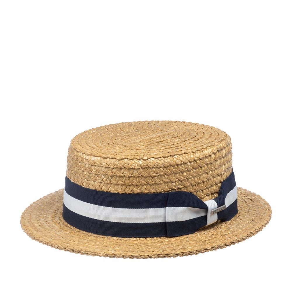 Шляпа STETSON арт. 2938506 BOATER VINTAGE (бежевый)