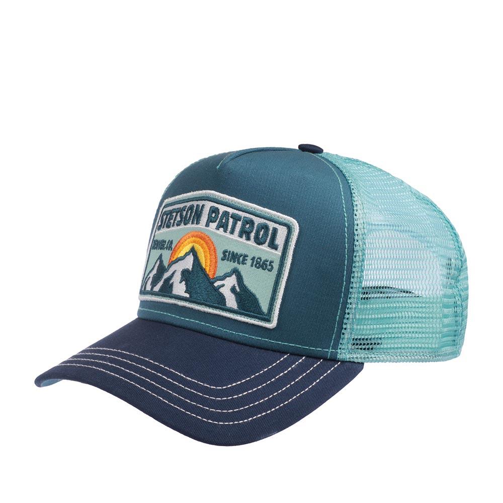 Бейсболка с сеточкой STETSON 7751132 TRUCKER CAP PATROL фото