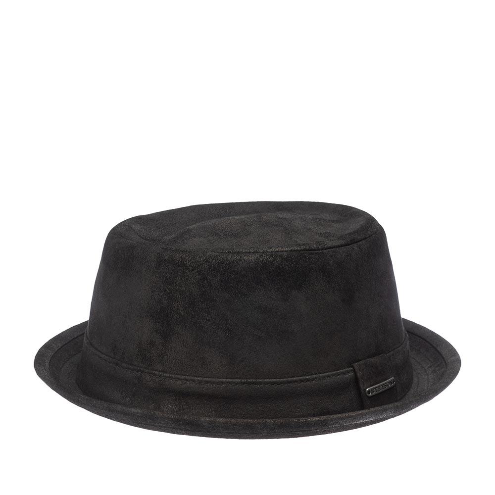 Шляпа поркпай STETSON 1697101 PORK PIE PIG SKIN фото