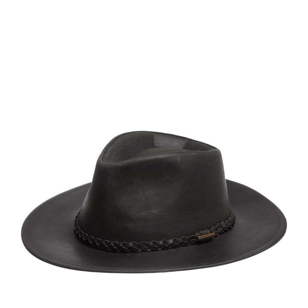 Шляпа STETSON арт. 2797301 WESTERN BUFFALO (черный) - Шляпа ковбойская