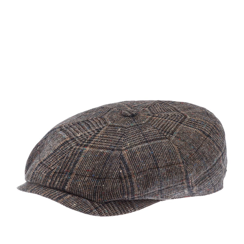 Кепка восьмиклинка STETSON 6840404 HATTERAS WOOL фото