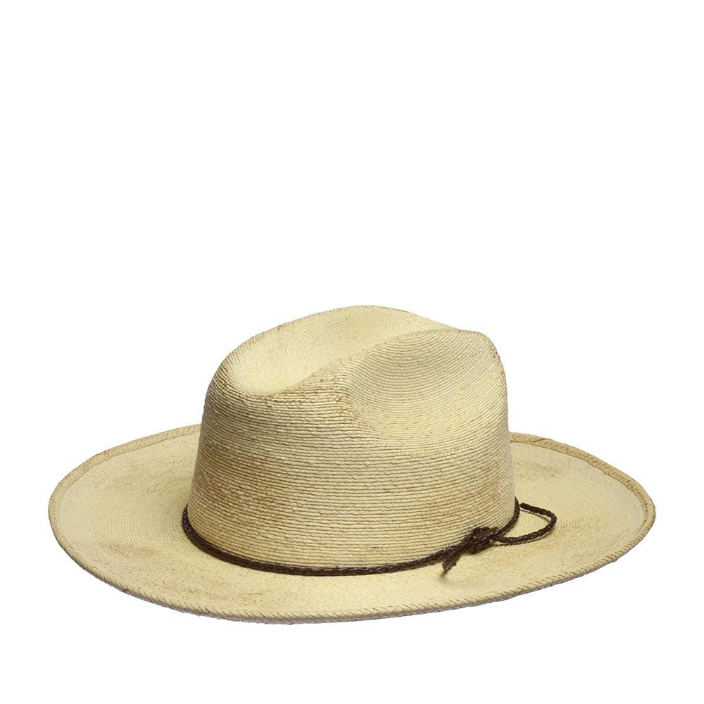 Шляпа STETSON арт. 3198504 WESTERN MEXICAN PALM (кремовый) - Шляпа ковбойская