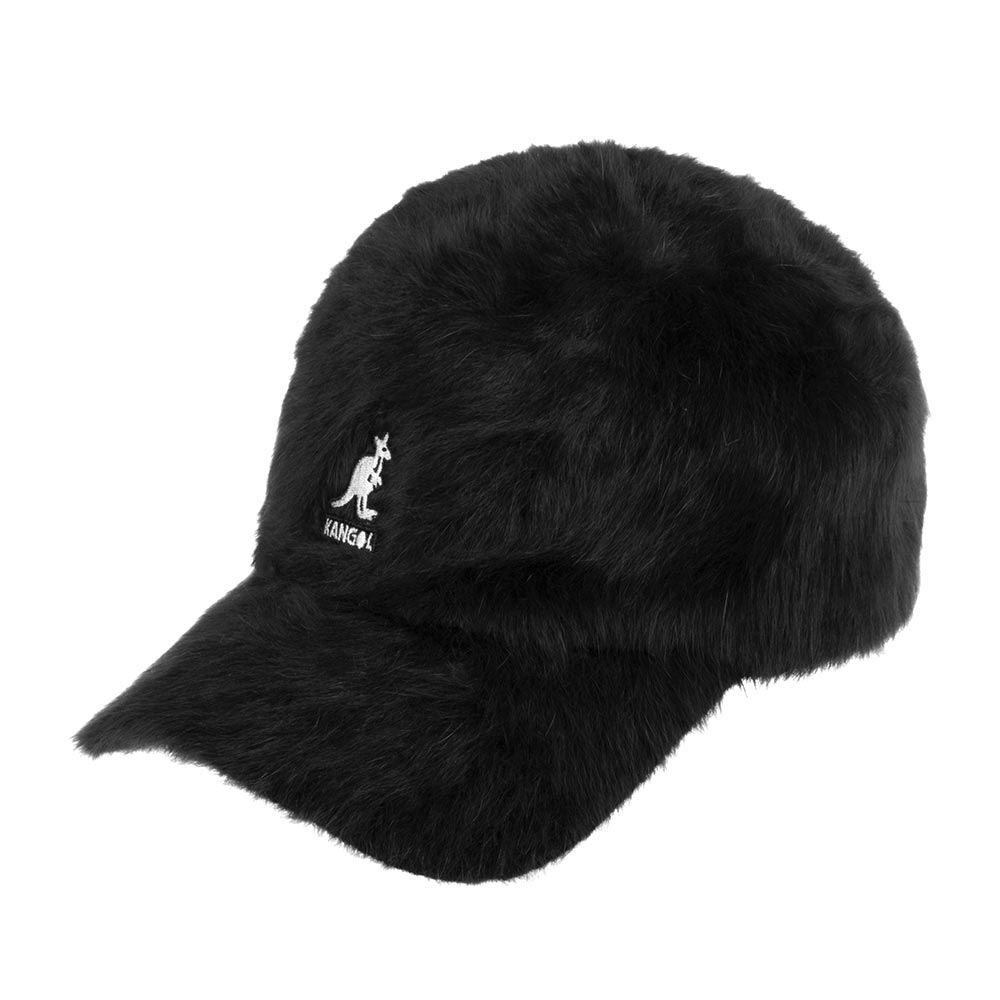 Бейсболка KANGOL арт. K3201ST Furgora Spacecap (черный)