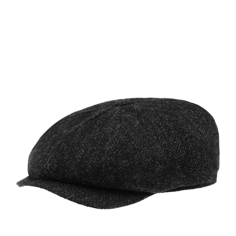 Кепка HANNA HATS арт. JP Tweed JP2 (черный)