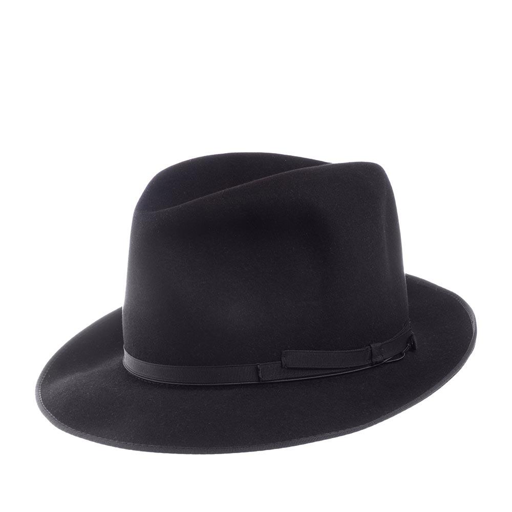 Шляпа федора BORSALINO 112836 ANELLO фото