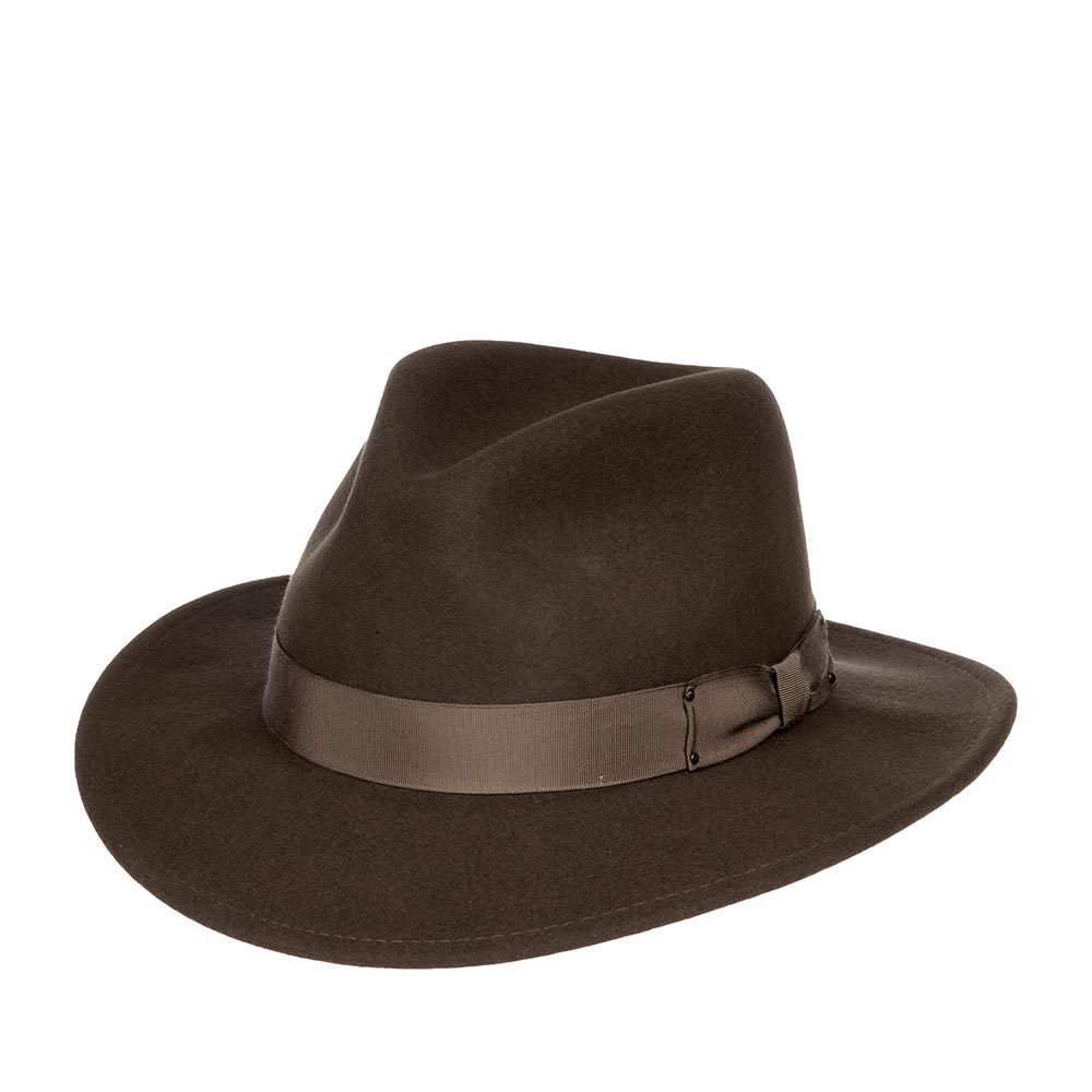 Шляпа BAILEY арт. 7005 CURTIS (оливковый)