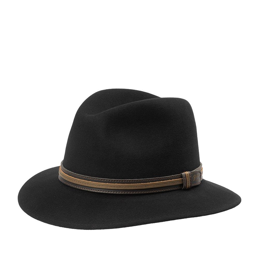 Шляпа федора BAILEY 37158 BRANDT фото