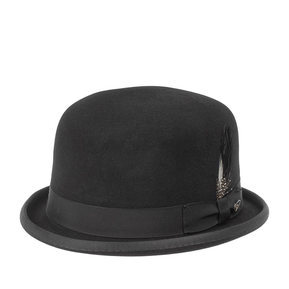 Шляпа BAILEY арт. 6109 ENGLISH DERBY (черный)