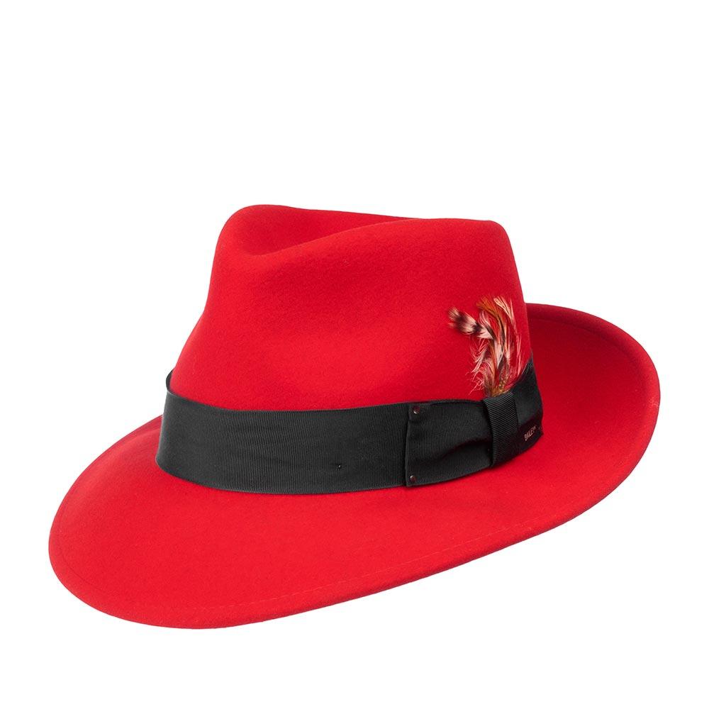 Шляпа федора BAILEY 7002 FEDORA фото