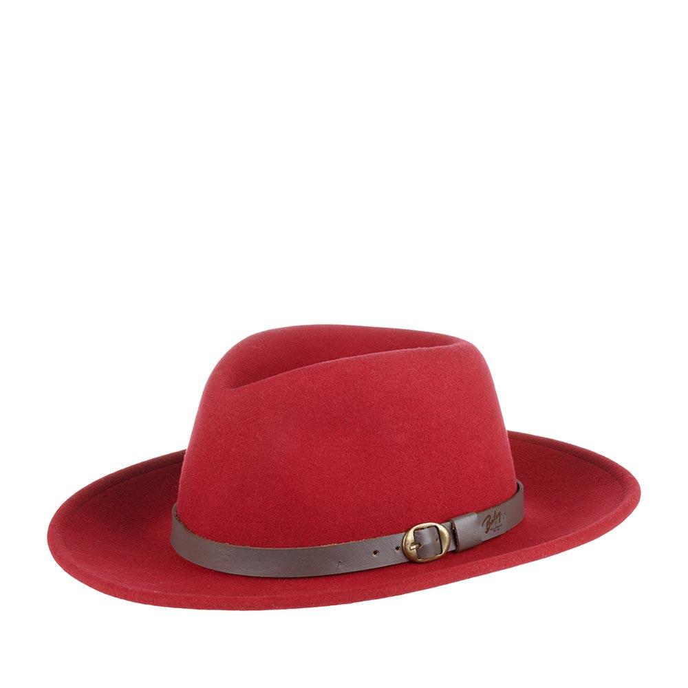 Шляпа BAILEY арт. 7006 BRIAR (кирпичный)