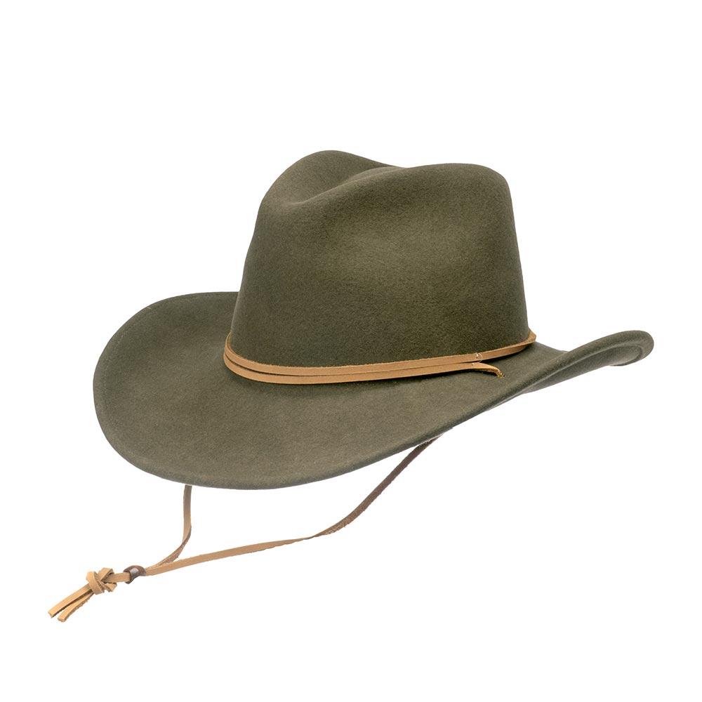 Шляпа ковбойская BAILEY W05LFK JOE EDER