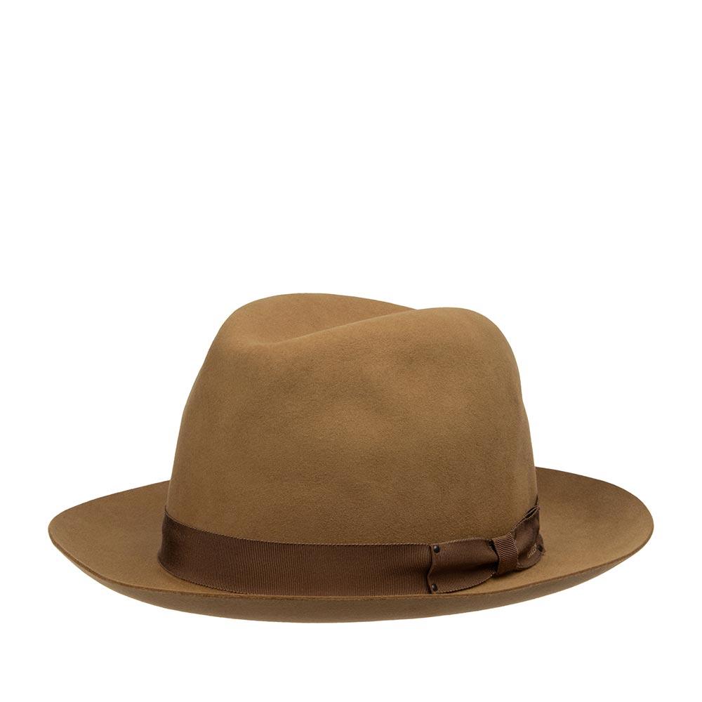 Шляпа федора BAILEY 6140 DRAPER III фото