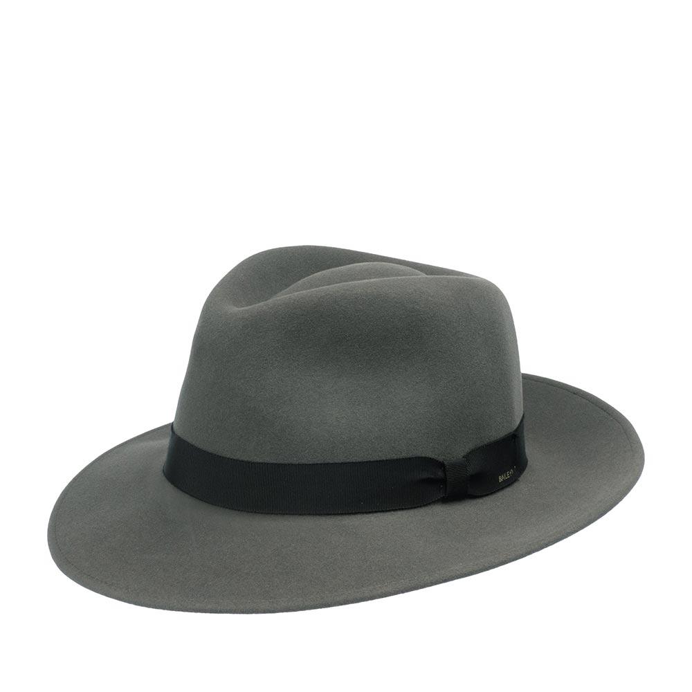 Шляпа BAILEY арт. 37173BH AMMON (серый)