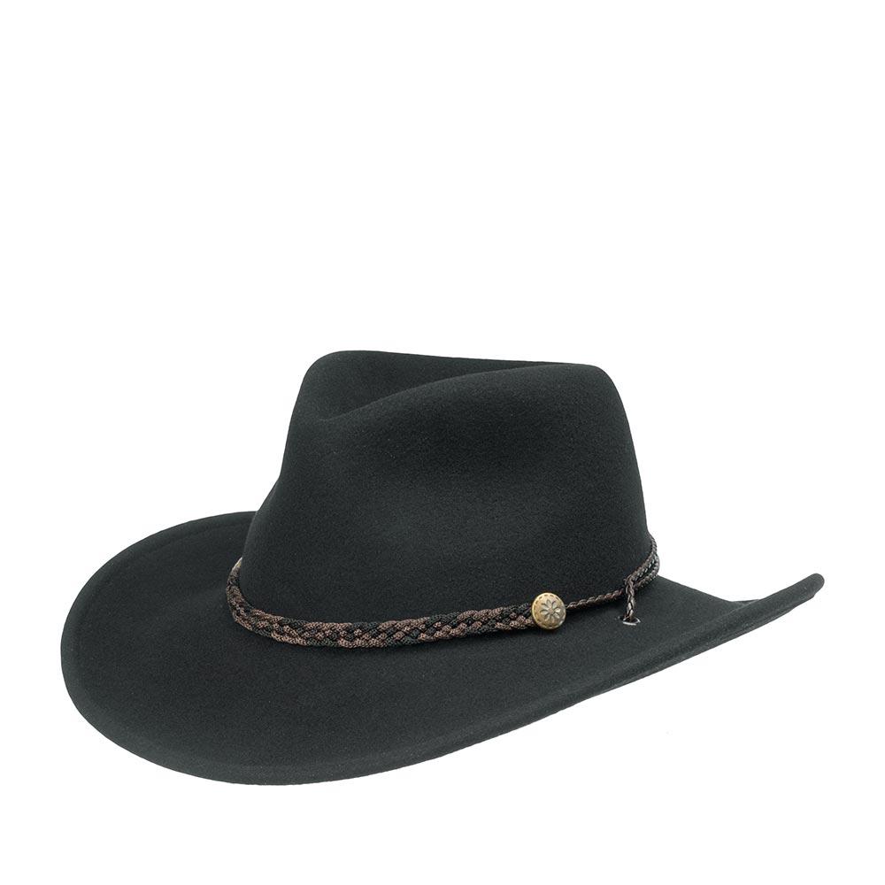 Шляпа BAILEY арт. G14 MONTROSE (черный)