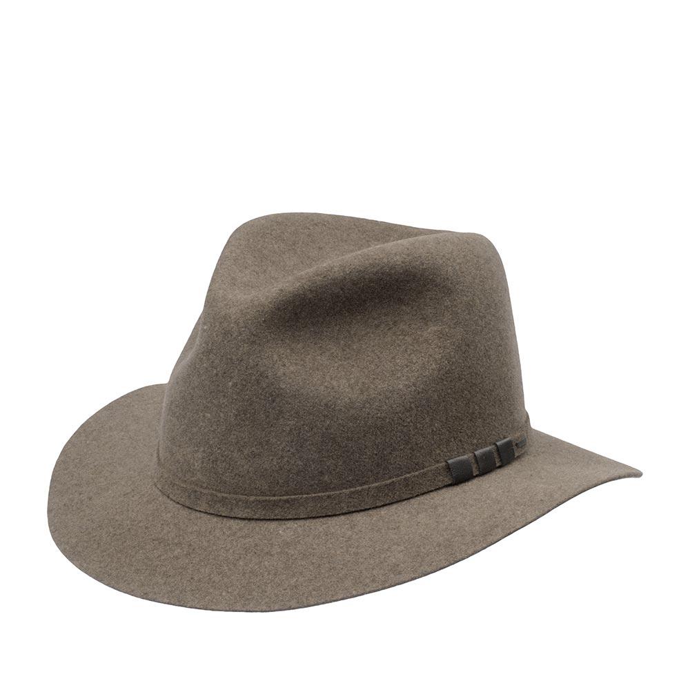 Шляпа BAILEY арт. 37178BH CODNER (серый)