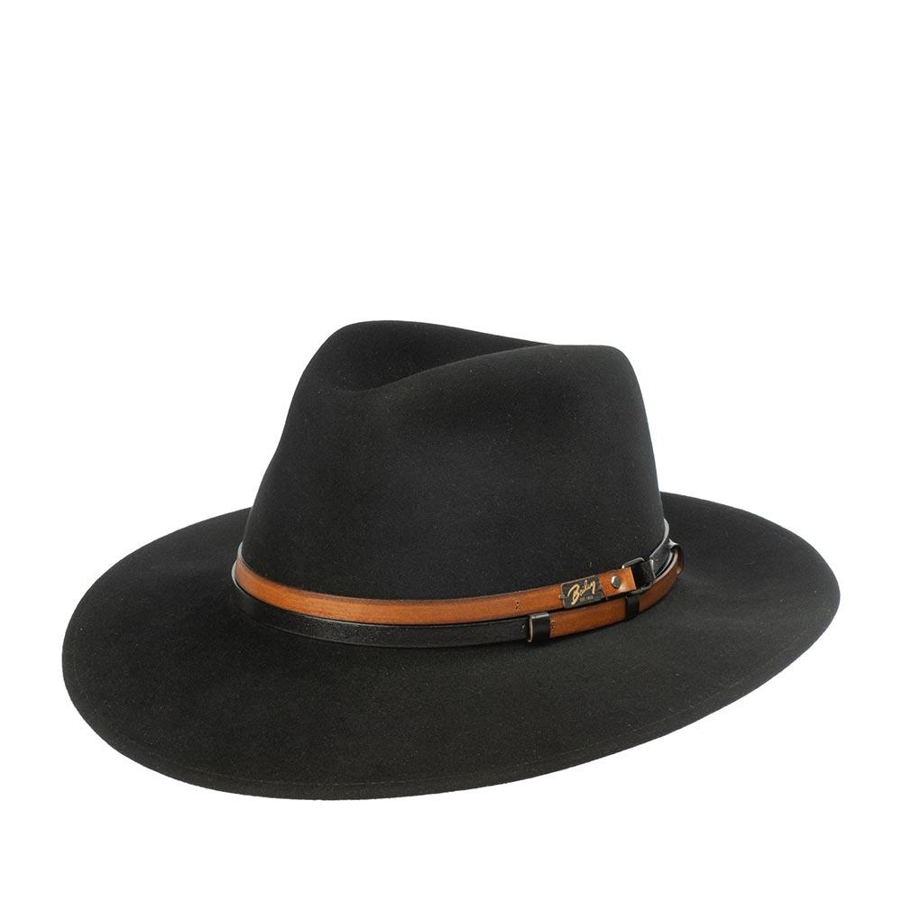 Шляпа BAILEY арт. 37180BH STEDMAN (черный)