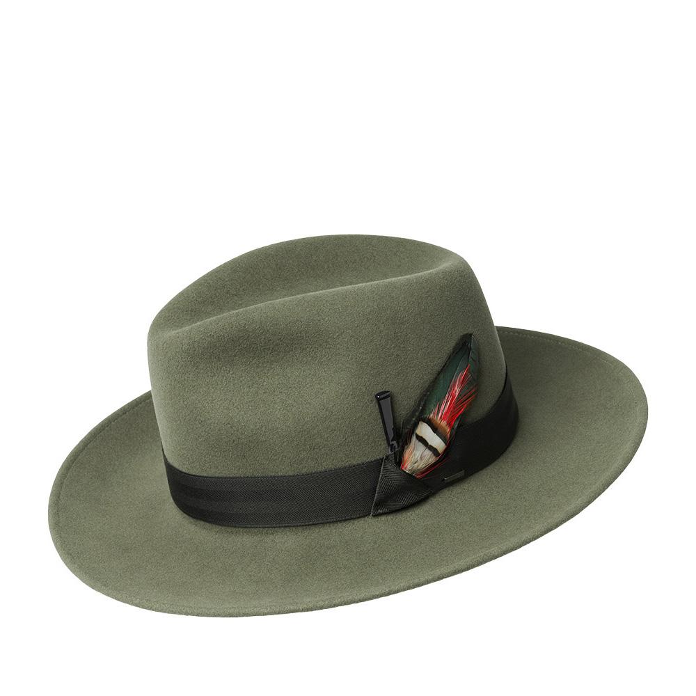 Шляпа федора BAILEY 37182BH SESSUM фото