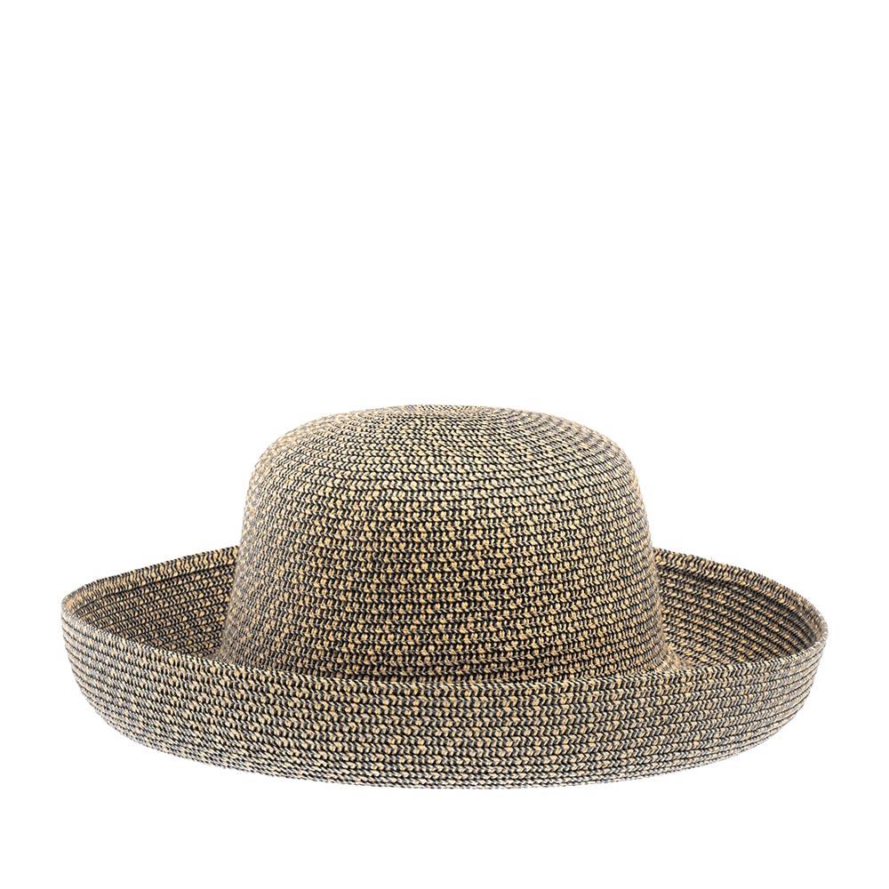 Шляпа BETMAR арт. B166 CLASSIC ROLL UP (коричневый)