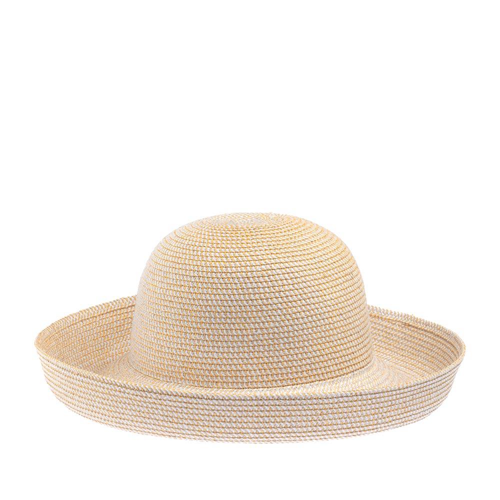 Шляпа BETMAR арт. B166 CLASSIC ROLL UP (кремовый)