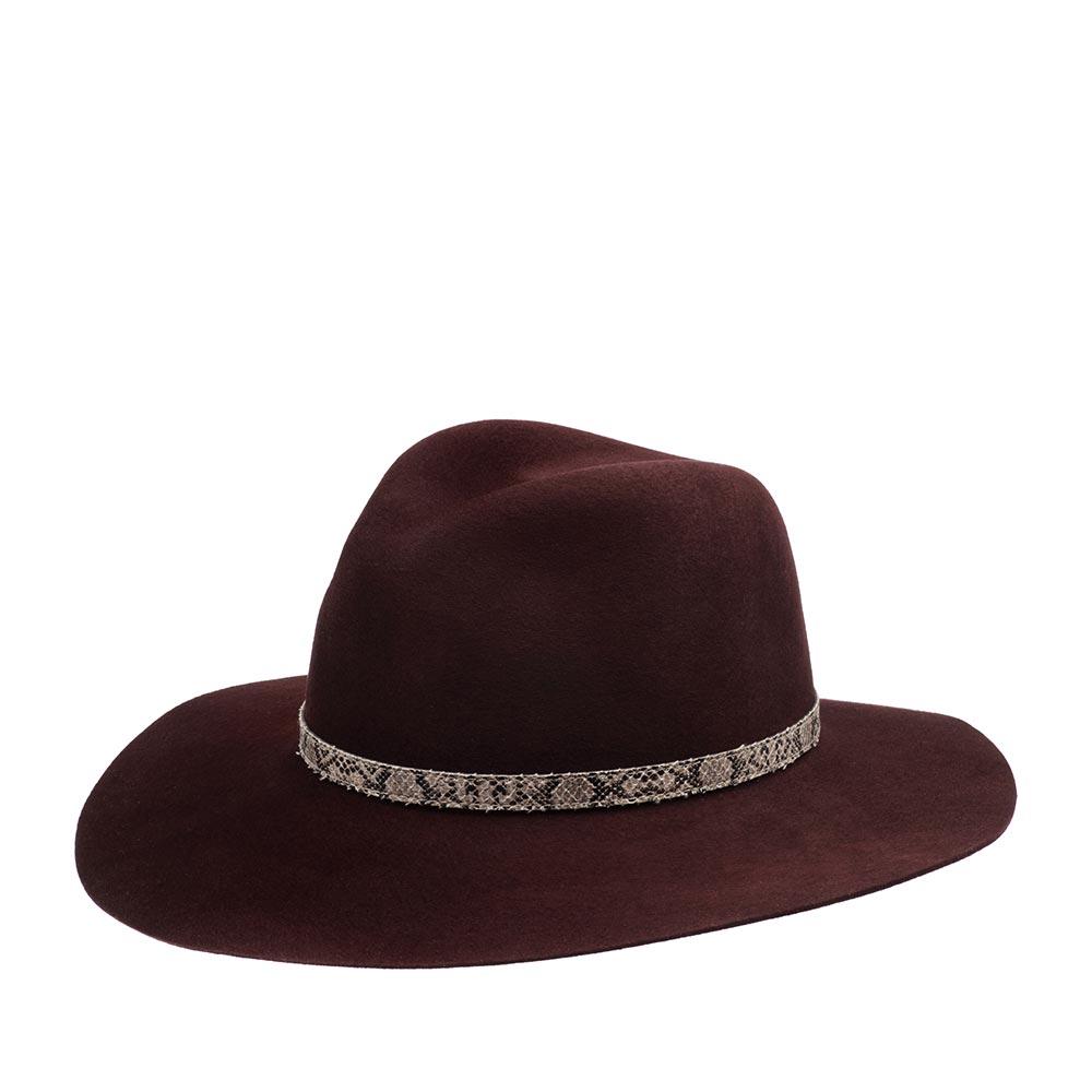 Шляпа BETMAR арт. B1671H TESSA (бордовый)