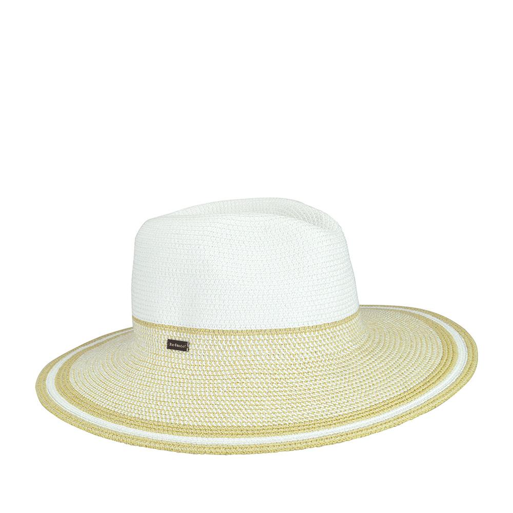 Шляпа BETMAR арт. B1703H PORTO (бежевый / белый)
