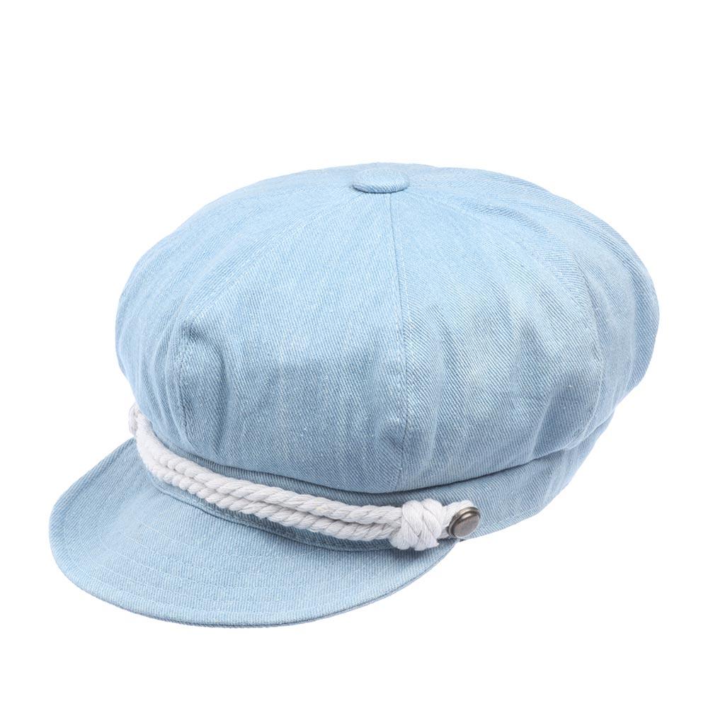 Кепка BETMAR арт. B1708H FISHERMAN CAP (синий)
