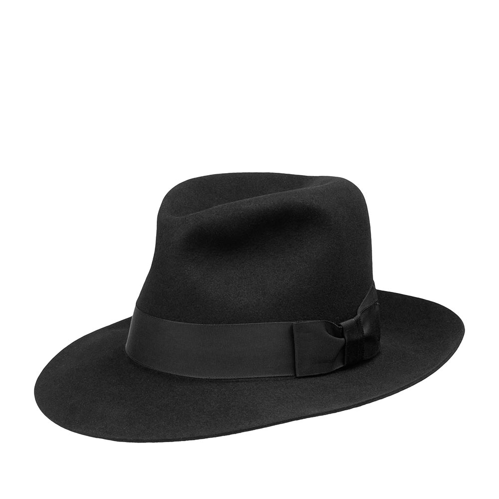 Шляпа CHRISTYS арт. ADVENTURER cso100010 (черный)
