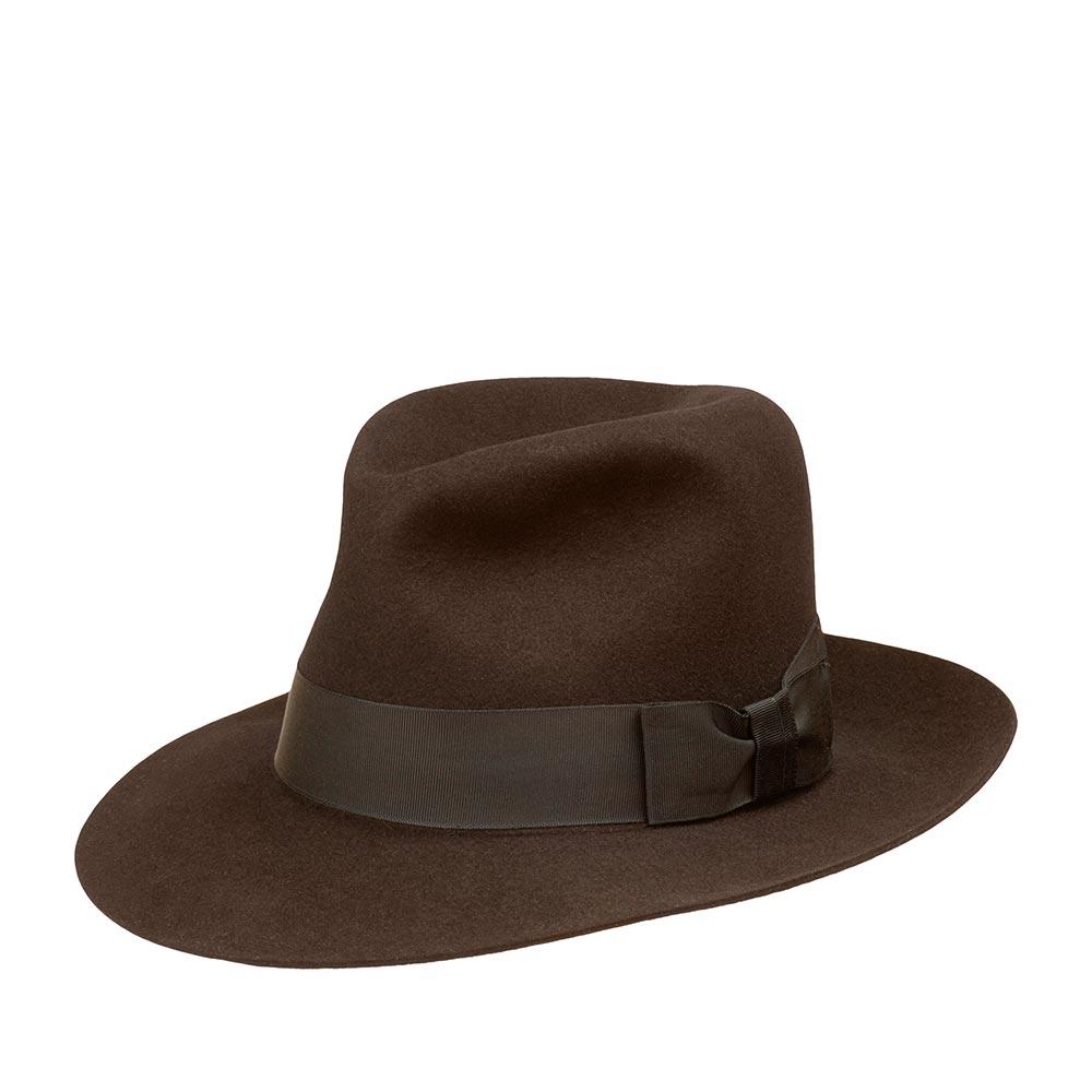Шляпа CHRISTYS арт. ADVENTURER cso100010 (коричневый)