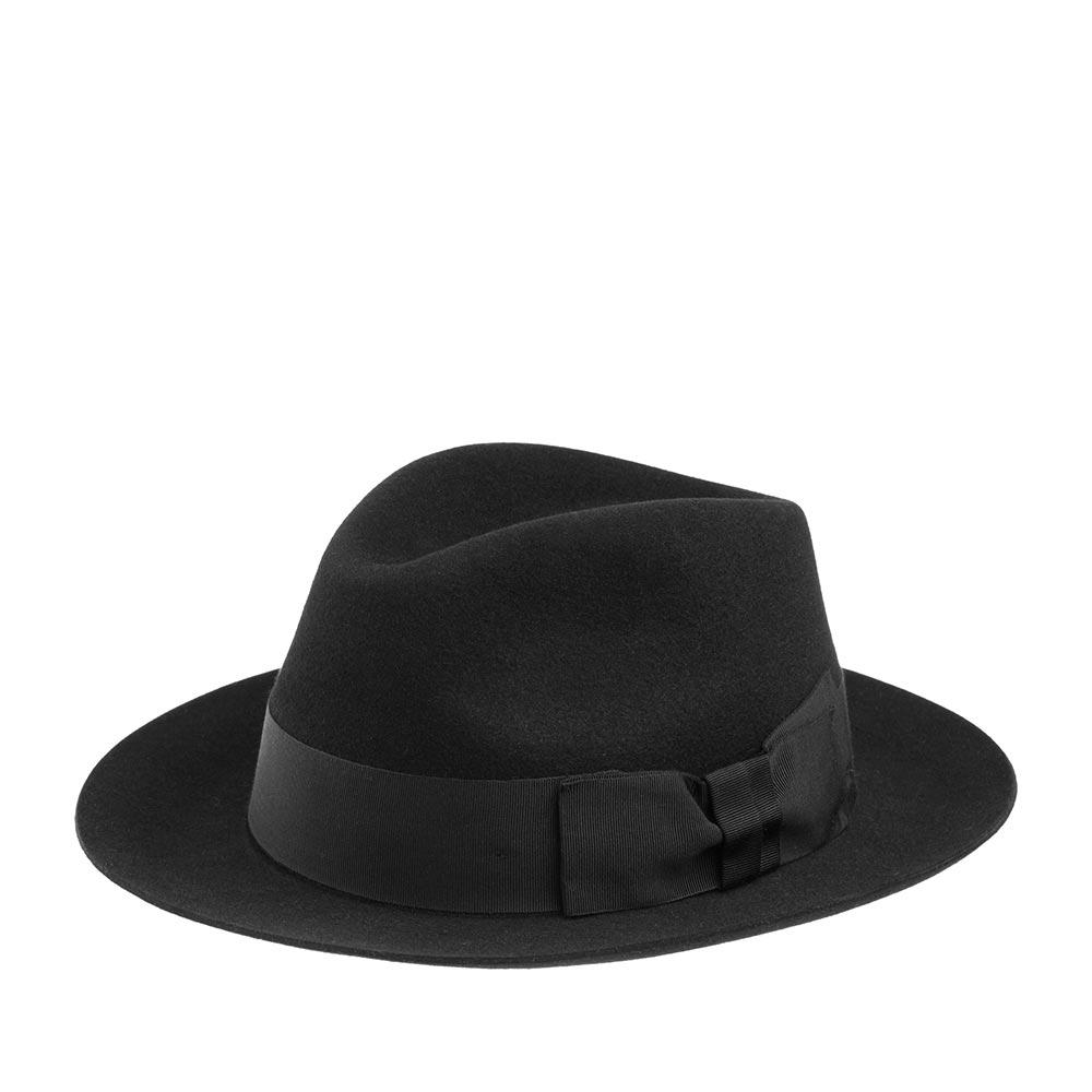 Шляпа CHRISTYS арт. BOND cso100149 (черный)