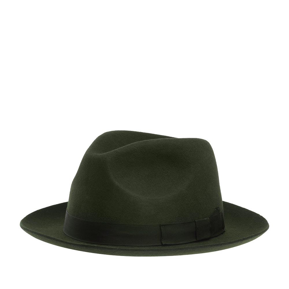 Шляпа CHRISTYS арт. CHEPSTOW cwf100011 (оливковый)