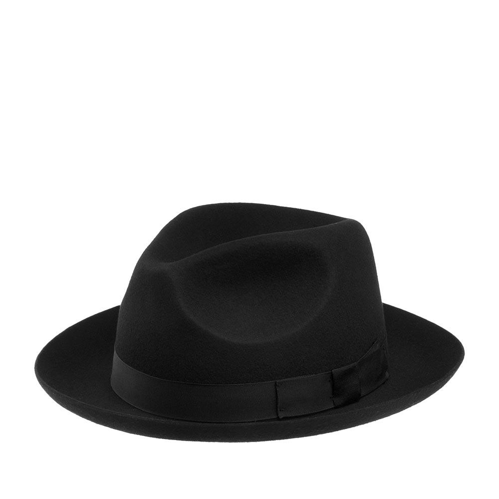 Шляпа CHRISTYS арт. CHEPSTOW cwf100011 (черный)