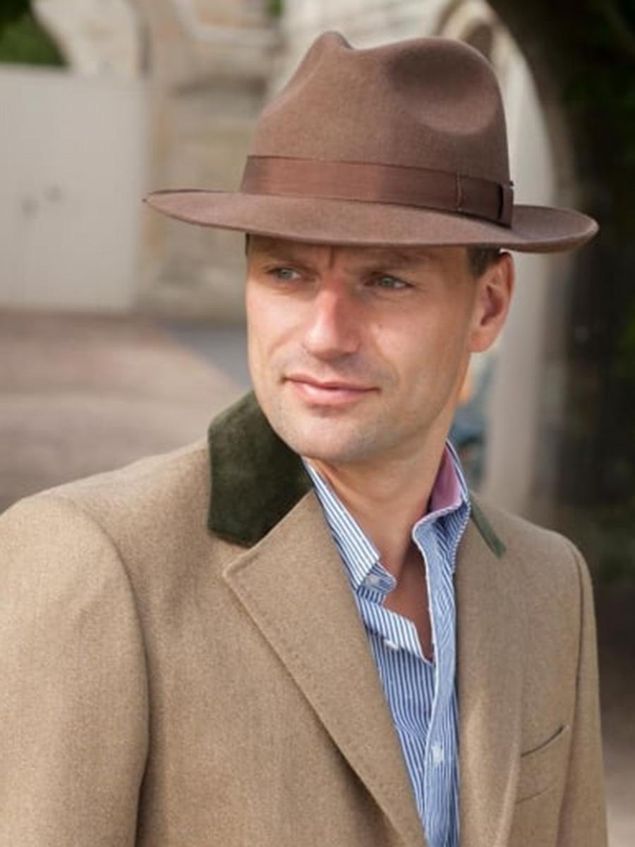 Шляпа трилби с чем носить мужчинам фото