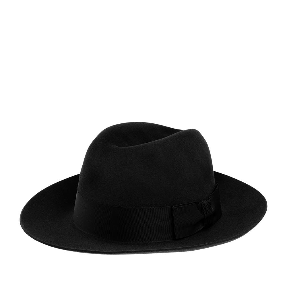 Шляпа CHRISTYS арт. CLASSIC cso100019 (черный)
