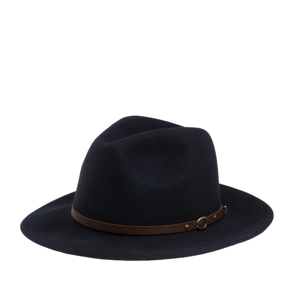 Шляпа CHRISTYS арт. CRUSHABLE SAFARI cwf100008 (темно-синий)