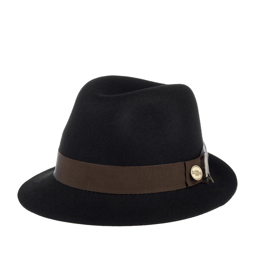 Шляпа трилби CHRISTYSШляпы<br>