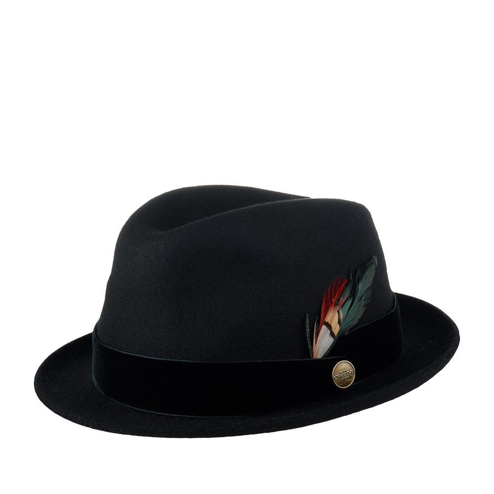 Шляпа трилби CHRISTYS CHELTENHAM cwf100274 фото
