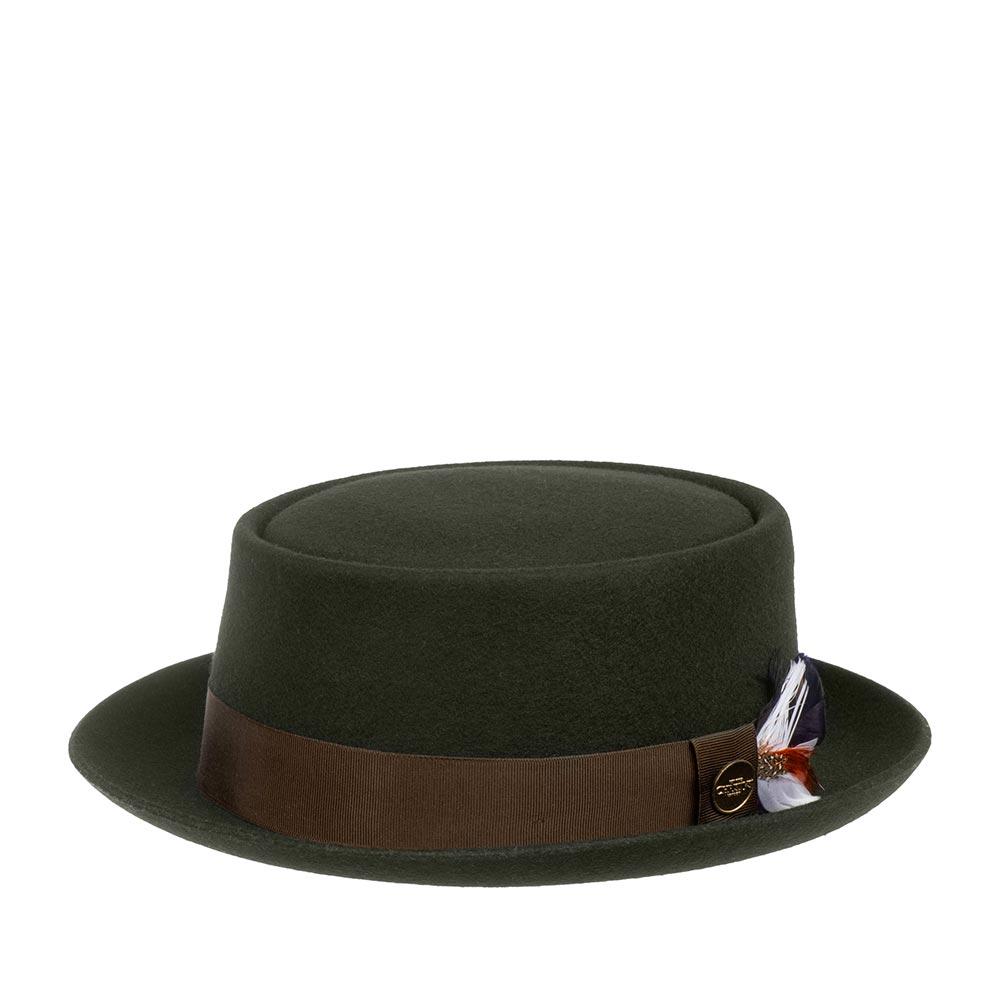 Шляпа поркпай CHRISTYS HERITAGE PORK PIE cwf100233 фото