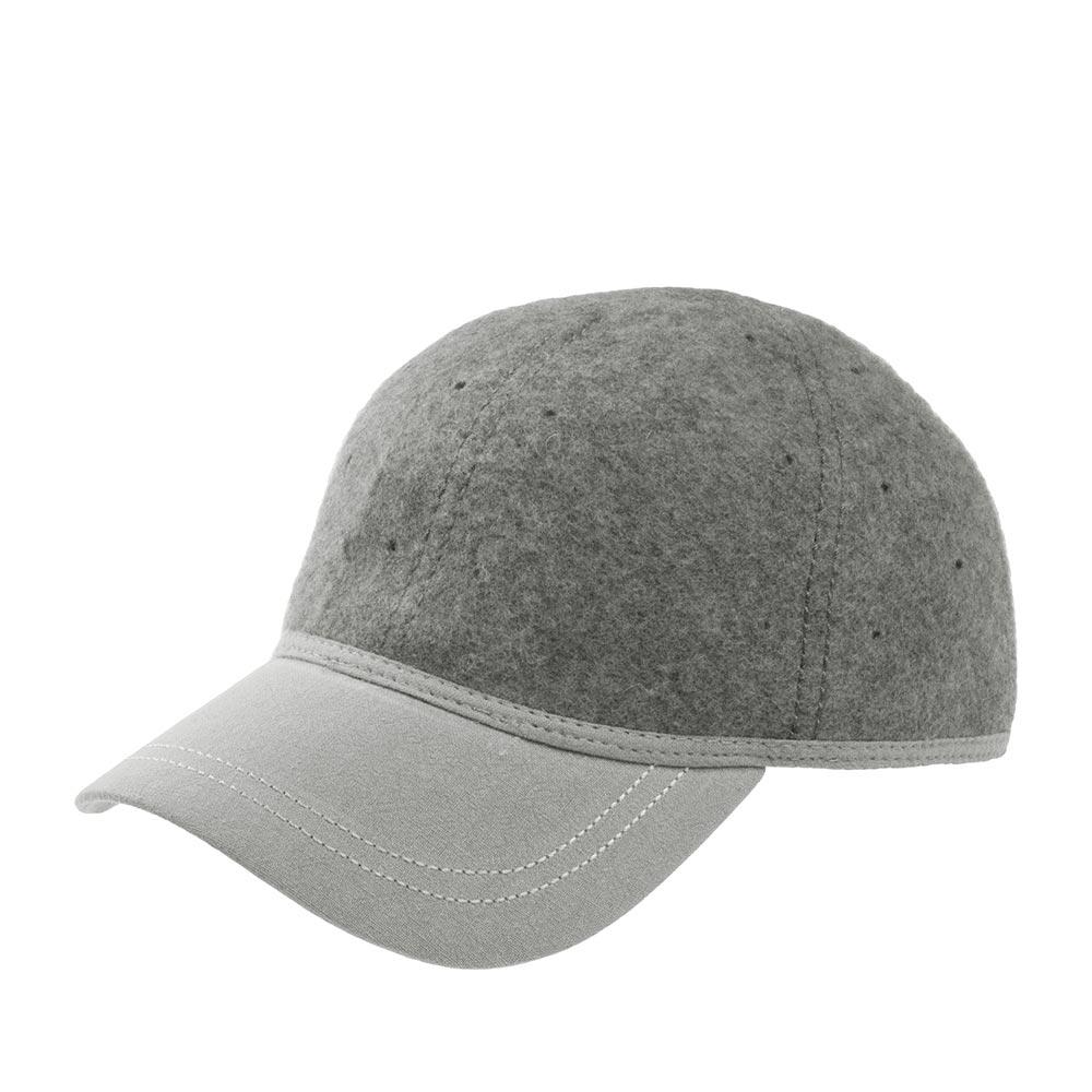 Бейсболка CHRISTYS арт. HOLBORN csk100616 (серый) {grey mix}