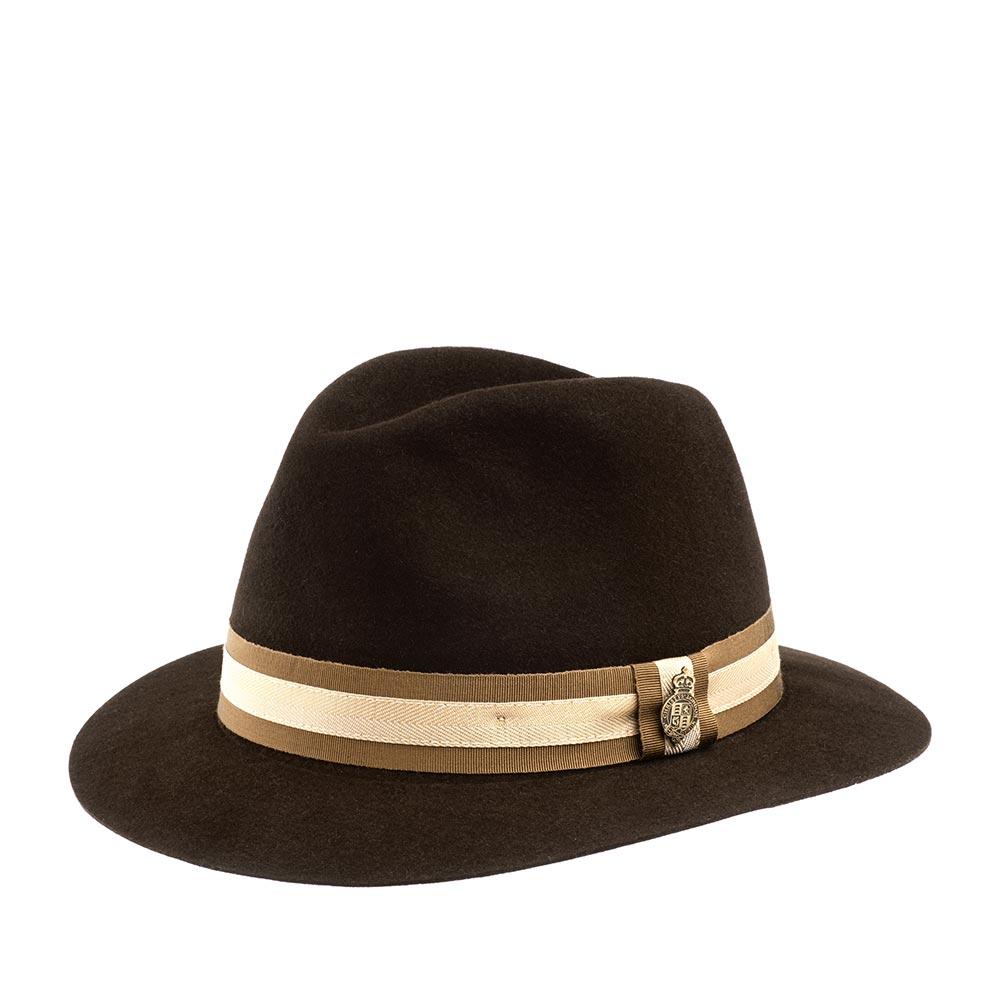 Шляпа федора CHRISTYS ALVESCOT cso100307 фото