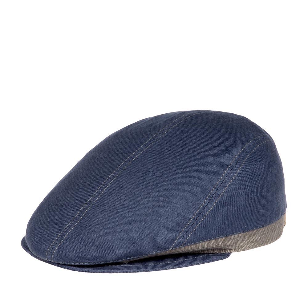Кепка уточка HERMANКепки<br>Range - лёгкая, летняя кепка уточка от Herman. Сшита в Италии из льна. Это универсальная модель приглушённого, синего цвета, которая отлично будет сочетаться практически со всеми вещами летнего гардероба. Аккуратные линии кроя кепки уточки подойдут почти к любому овалу и подчеркнут черты лица. Модель практически не ощущается на голове и хорошо вентилируется. Сбоку кепка отмечена логотипом бренда Herman. Внутри пришита тонкая подкладка, и лента для самой комфортной посадки на голову. Range будет очень кстати с джинсами и футболкой, шортами и майкой, лёгким комбинезоном и сарафаном!