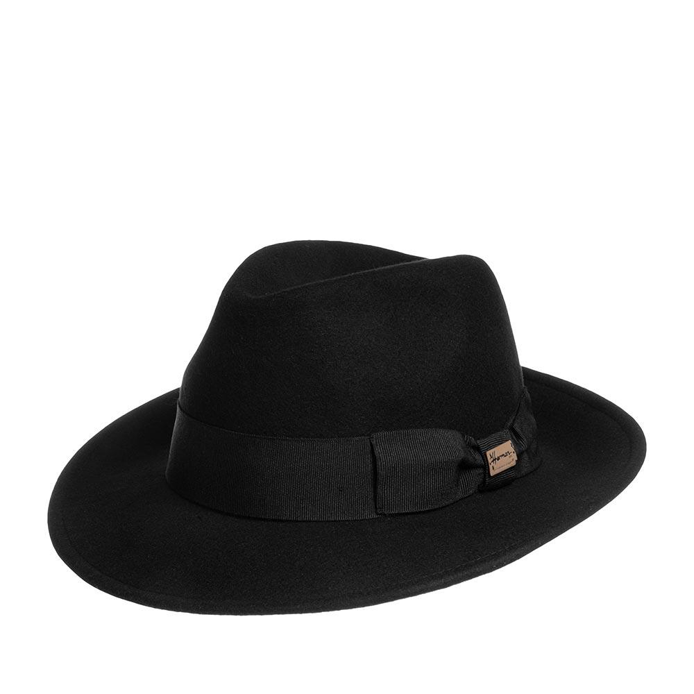 Шляпа HERMAN арт. O GOLDWIN (черный)