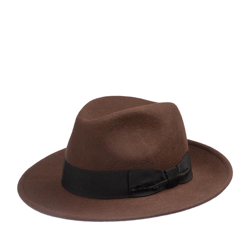 Шляпа HERMAN арт. O GOLDWIN (коричневый)