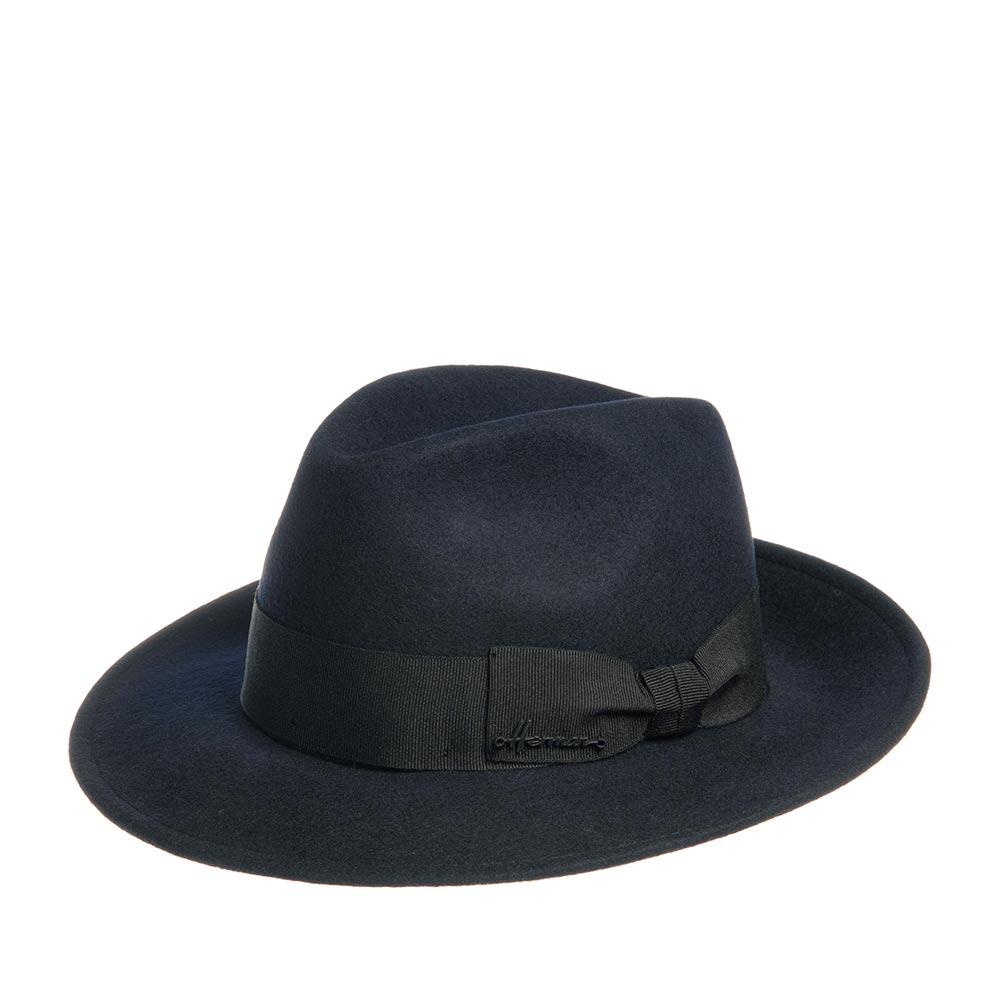 Шляпа HERMAN арт. O GOLDWIN (темно-синий)