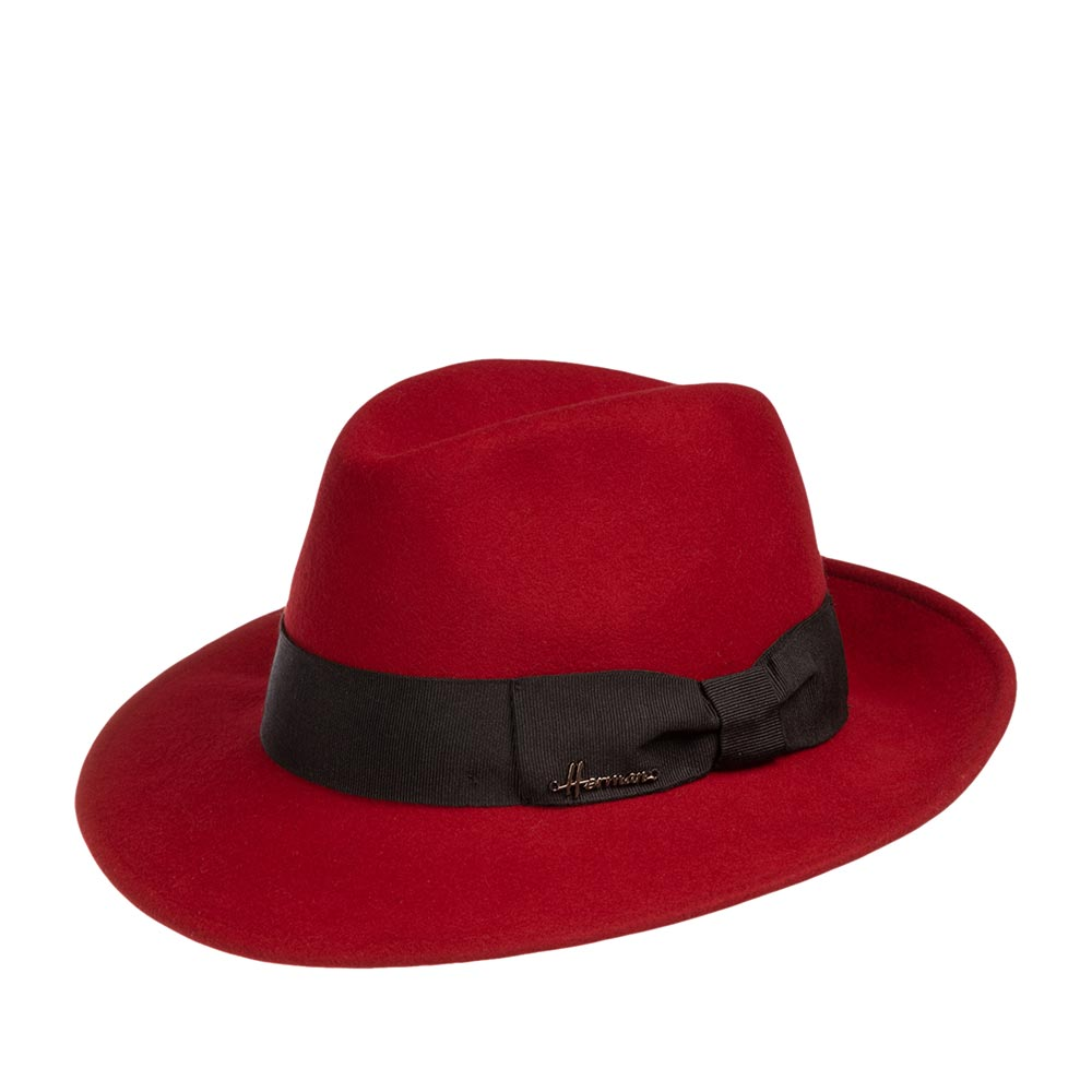 Шляпа федора HERMAN O GOLDWIN фото