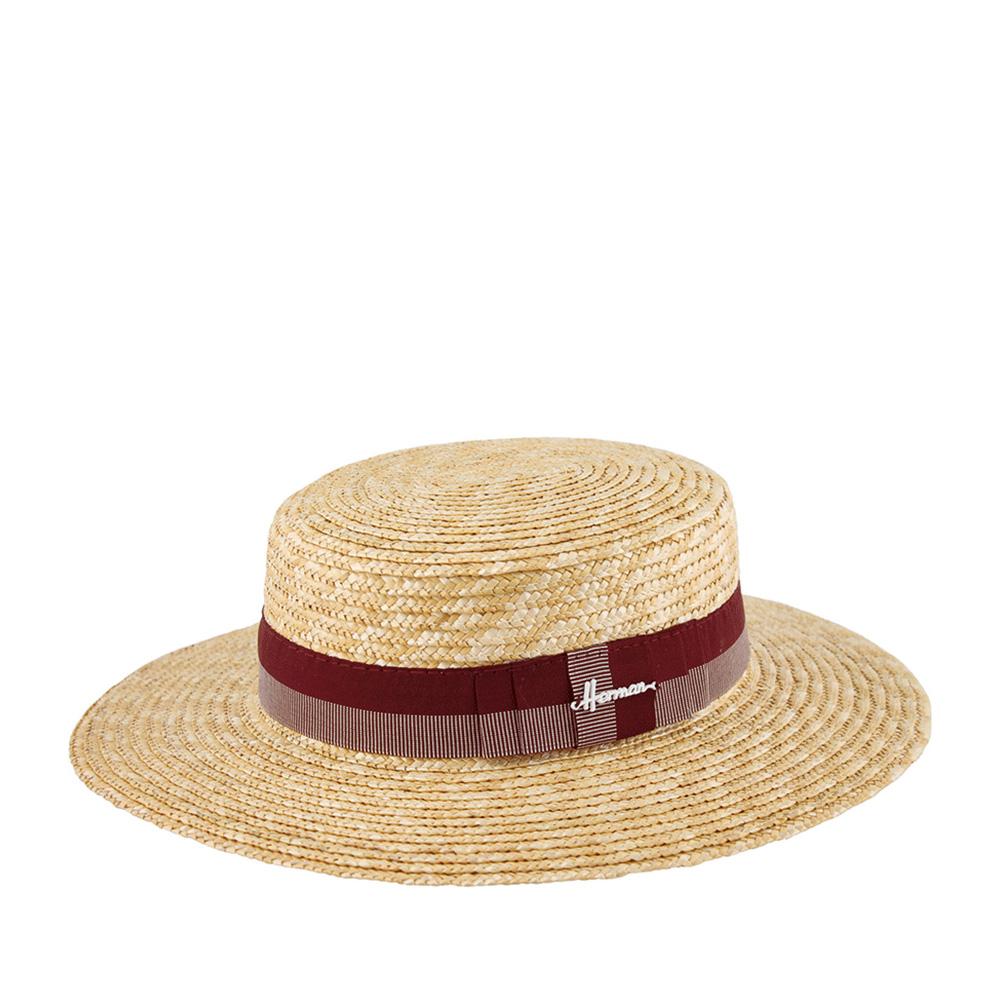 Шляпа канотье HERMANШляпы<br>