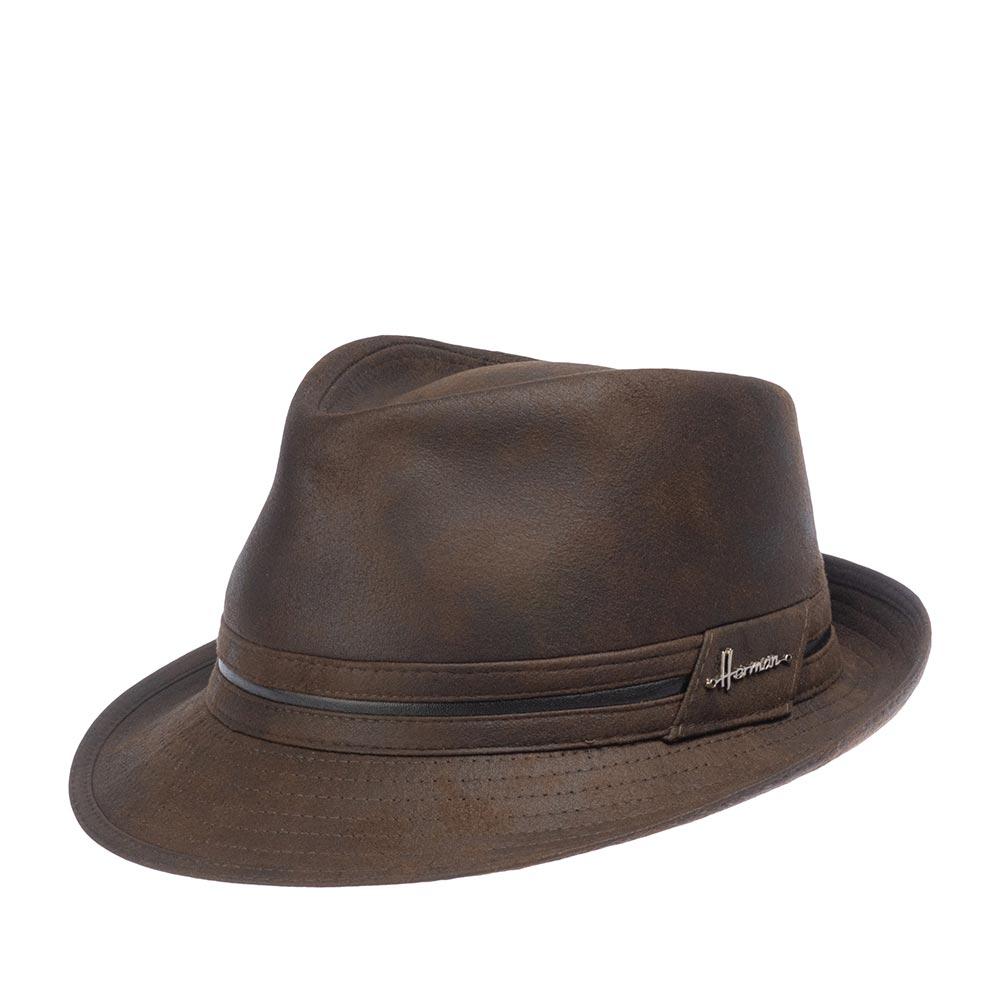 Шляпа трилби HERMAN DON KAIRAN