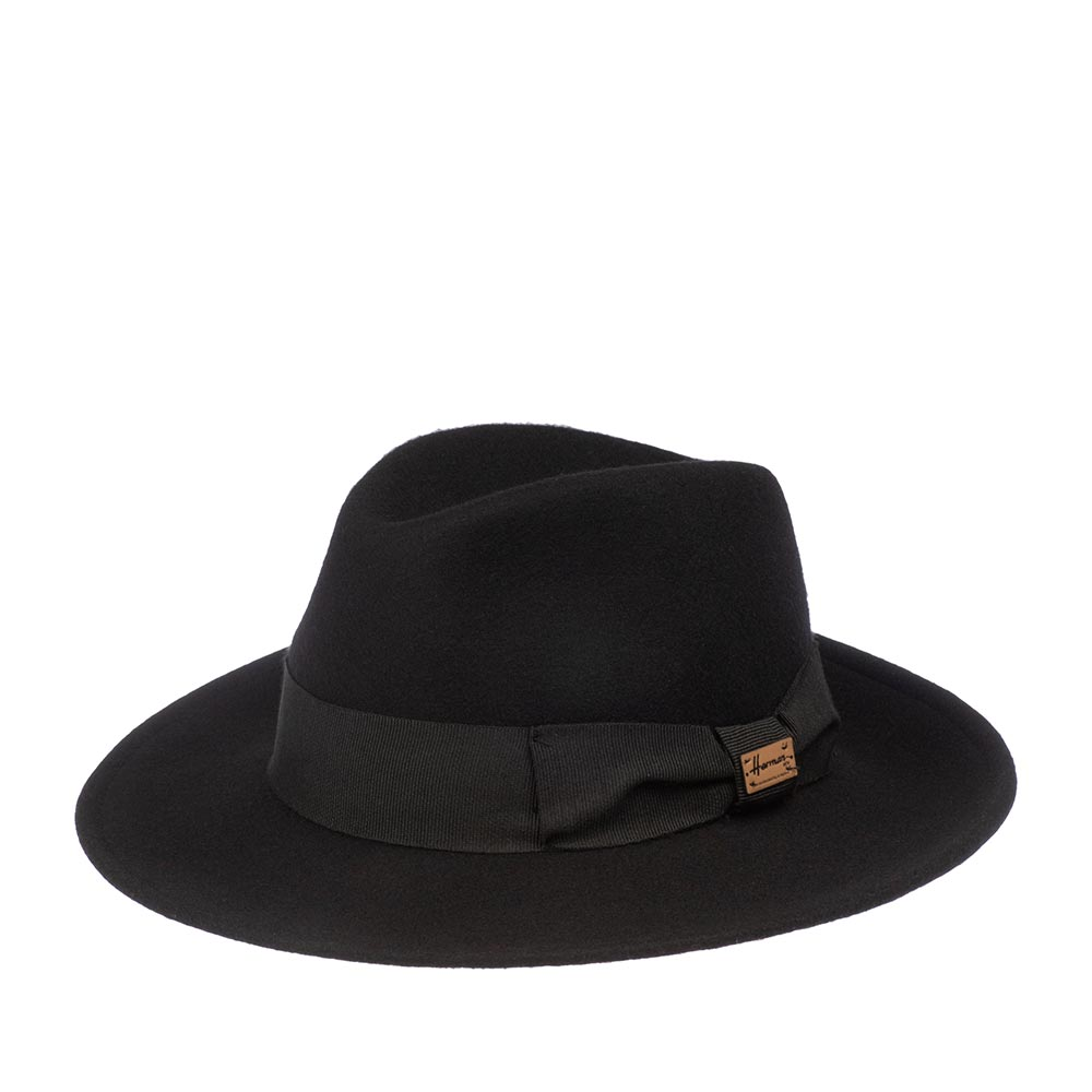 Шляпа федора HERMAN MAC GOLDWIN фото