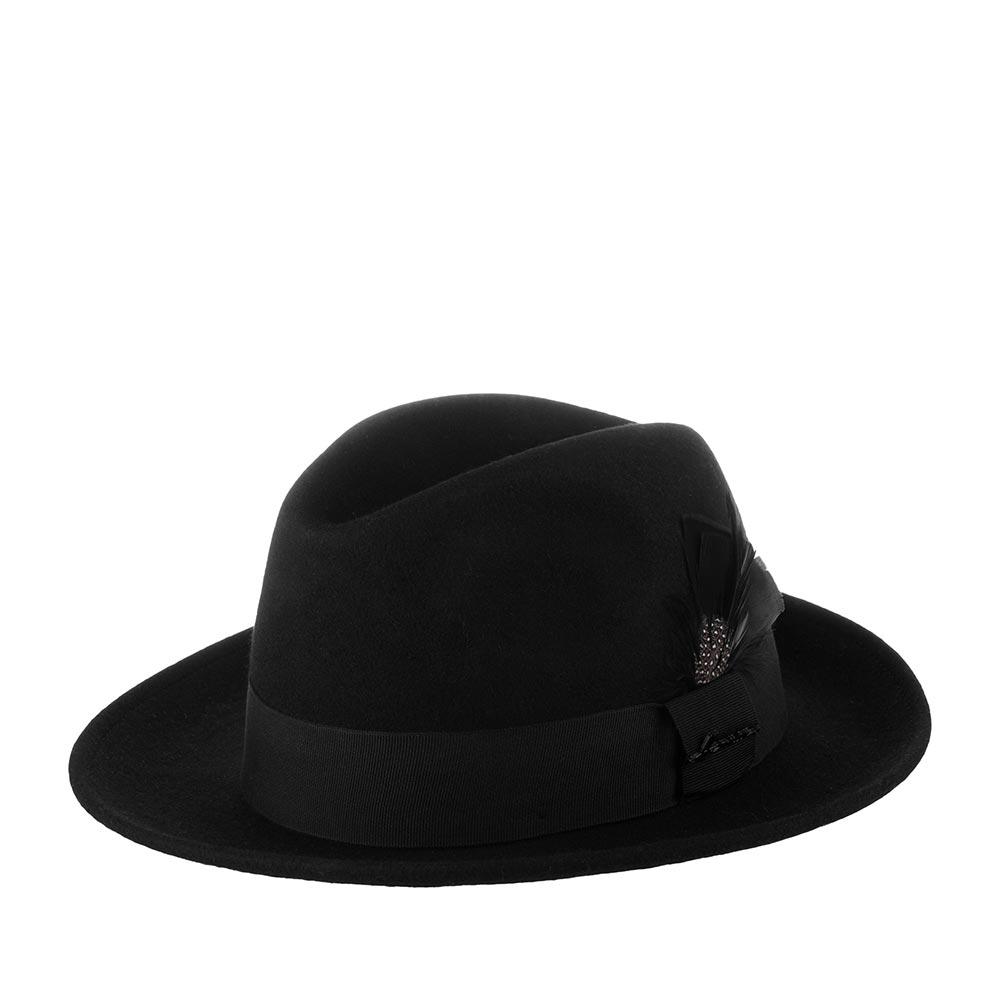 Шляпа федора HERMAN MAC TAYLOR фото