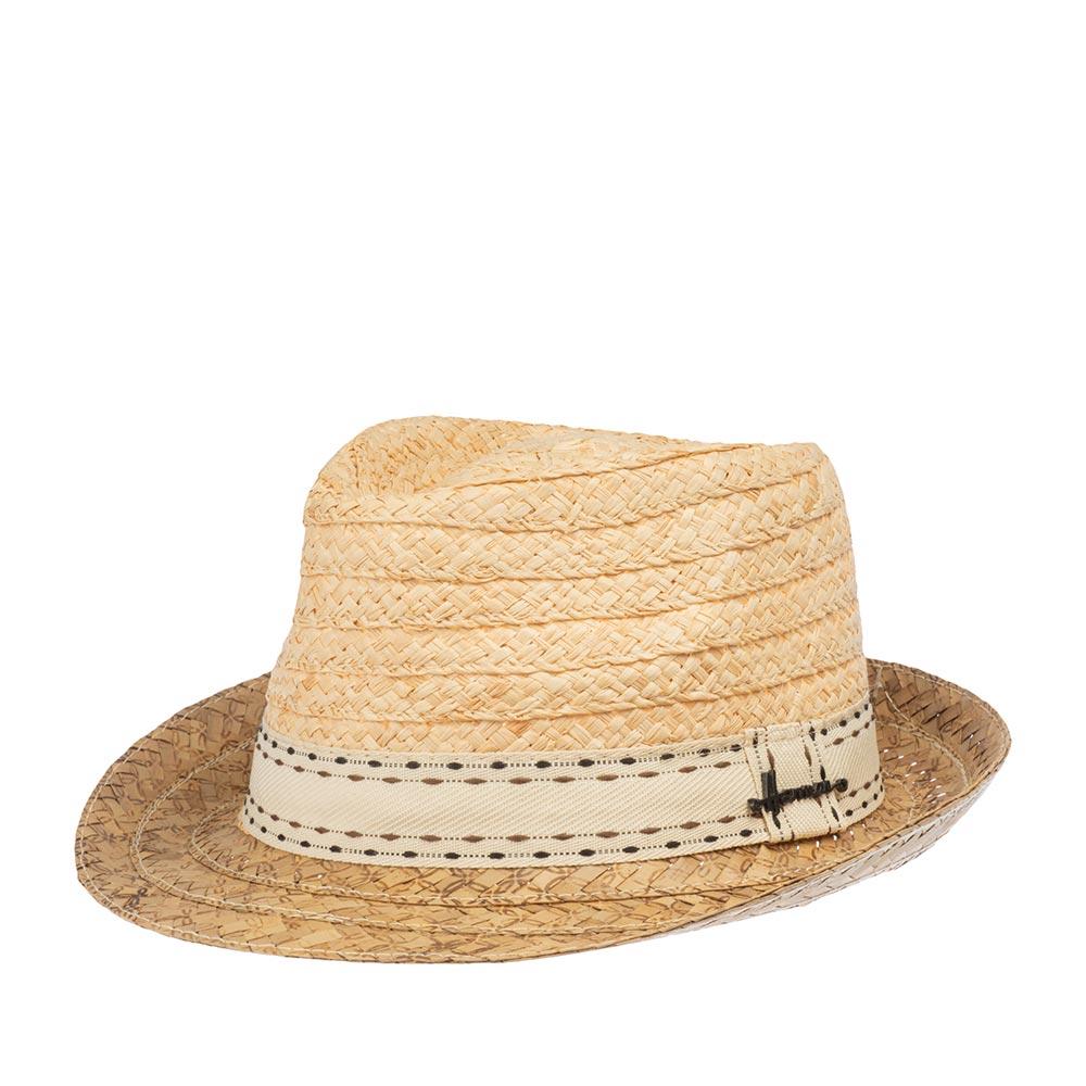 Шляпа трилби HERMAN DON RENO фото